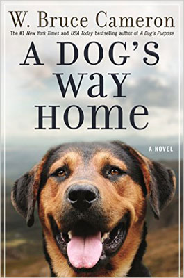 A dogs way home book cover
