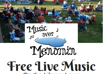 Music Over Menomin Lineup