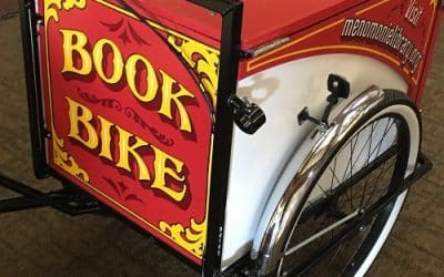 New Look for the Book Bike