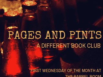 Pages and Pints Book Club