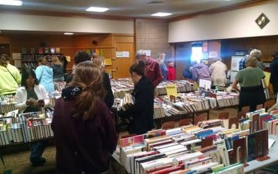 Media and Children's Book Sale