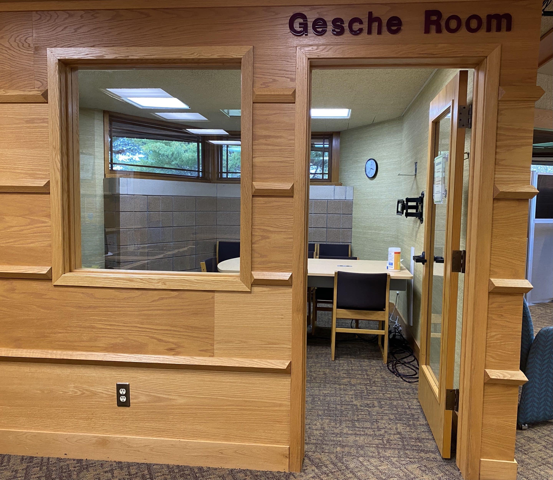 Gesche Room